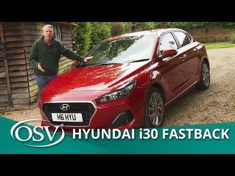 HYUNDAI i30 Fastback 2018 The AFFORDABLE Family Hatch
