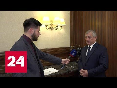 Александр Лаврентьев: прорывные решения по Сирии должны созреть - Россия 24