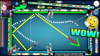 8 Ball Pool- MINDBLOWING SHOT WITH EPIC CUE- Player Faints [Collection Cues w/Aamir] 100th Video