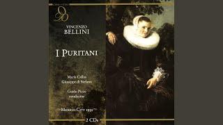 I Puritani: Act I, Ad Arturo onore