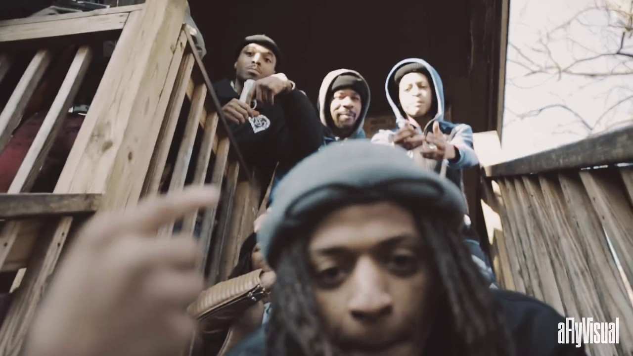 LIL DON - WALK UP GANG shot by @flyty773