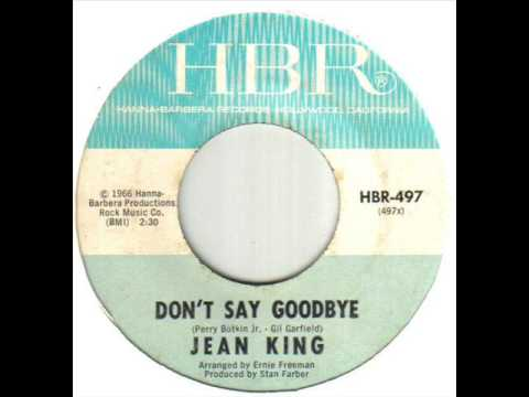 Jean King Don't Say Goodbye