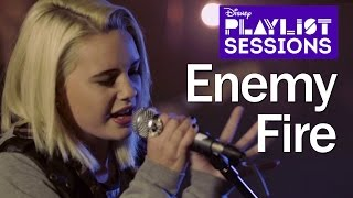 Bea Miller Enemy Fire Disney Playlist Sessions