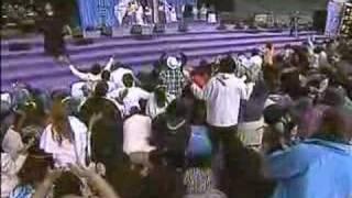 Myron Williams threshingfloor worship 1