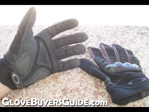 oakley kevlar gloves oa7r  Oakley Gloves from eBay