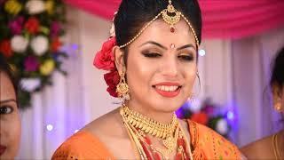 Akrista's Reception and Marriage- Assamese Wedding