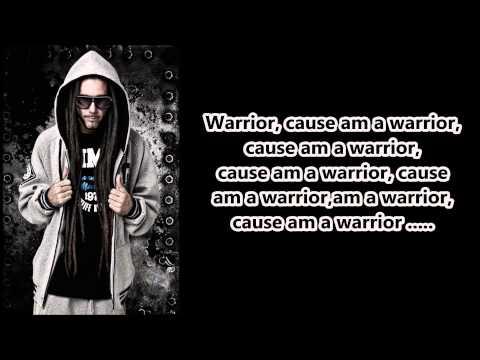Swan Fyahbwoy -  Am a warrior (letra)