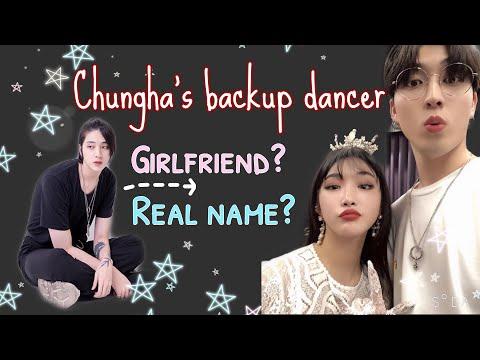 Chungha's Backup Dancer-@A.ssa_wood | Appreciation Post