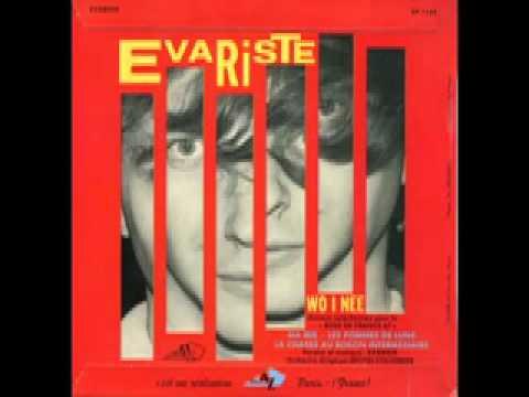 Évariste - La Chasse au boson intermédiaire (1967)