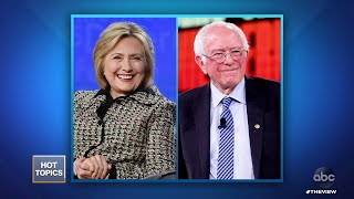 Hillary Clinton on Bernie Sanders: 'Nobody Likes Him' | The View