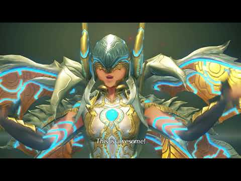 Xenoblade Chronicles 2 New Game Plus Mode Full Gameplay No Commentary
