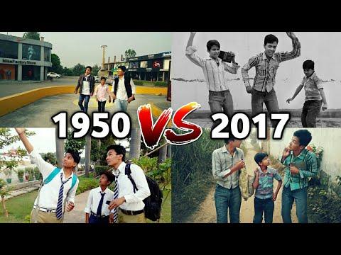1950 V/S 2017 Generations | Amit bhadana | Round2hell | Round2World | R2W