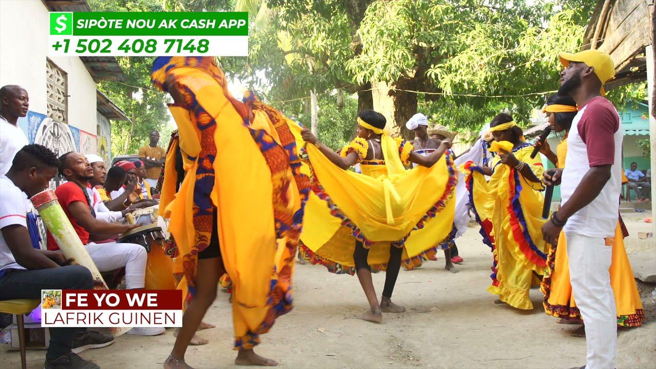 Download Fè yo wè Lafrik Guinen - Ougan Samyèl
