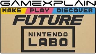 The Future of Nintendo Labo: A Closer Look at 8 Unannounced Toy-Cons From the Reveal Trailer