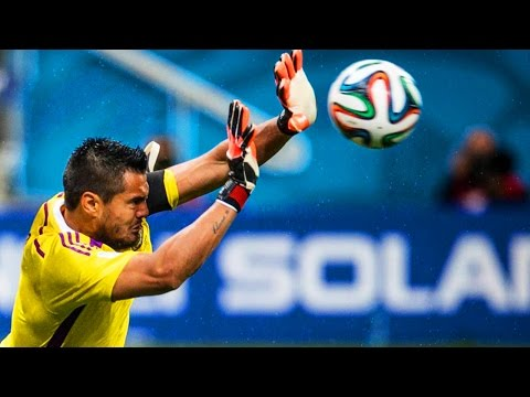 Sergio Romero | The Wall | Best Saves Compilation | HD 720p