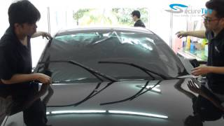 Secure Tint Safety Film