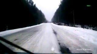 Повезло(Житомирская обл, дорога Житомир-Малин., 2016-01-08T14:48:12.000Z)