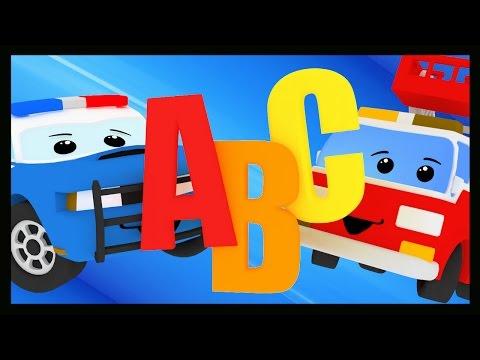 L'alphabet avec les voitures - Apprendre en chanson - Vroum vroum Titounis