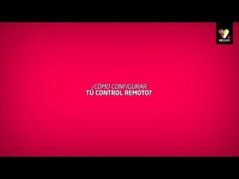 Configurar Control Remoto