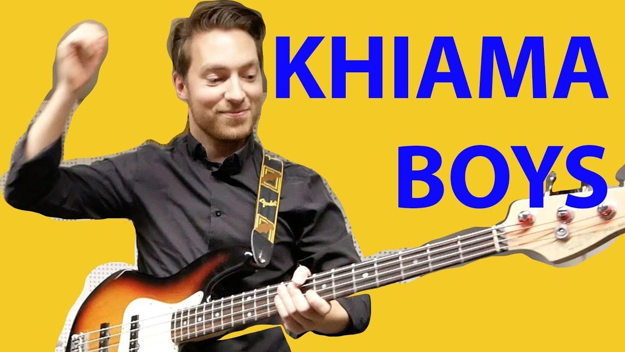 Download KHIAMA BOYS [sungura bass cover]