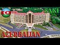 Azerbaijan, country#62 - Sheki,Marxal Hotel -To the Caspian Sea ep16-Travel vlog calatorii tourism
