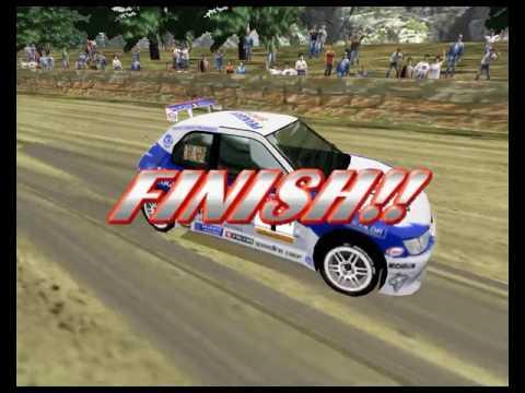 Sega Rally 2 - Peugeot 306 - Supermodel 0.3a Wip r436 - 1cc