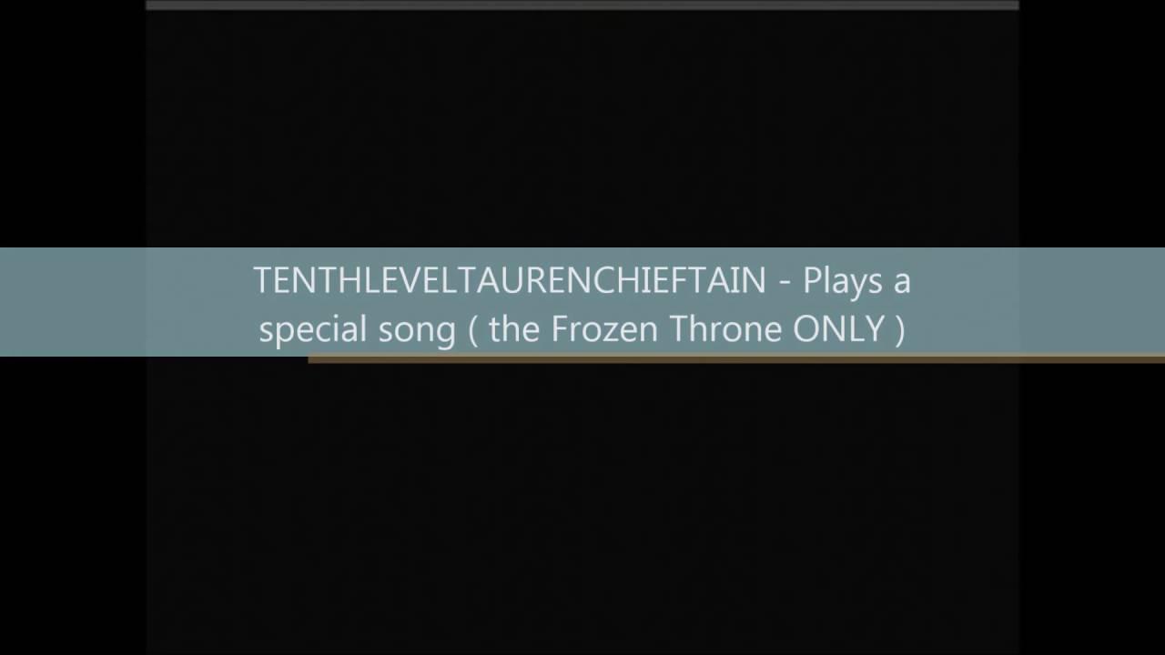 WARCRAFT III - frozen throne Cheat Codes