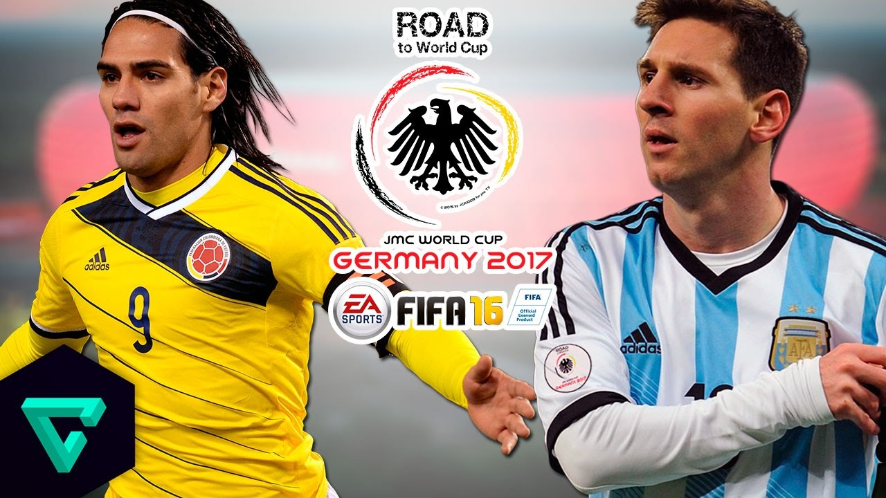Colombia Vs Argentina Conmebol Road To World Cup Germany
