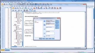 Pretest and Posttest Data Analysis with ANCOVA in SPSS