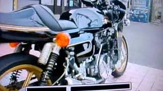 リックマン カワサキ Z1 Rickman Kawasaki Z1