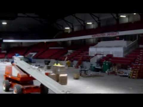 Matthews Arena Renovations Part 1