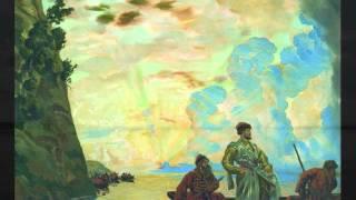 Stenka Razin (Volga, Volga, mat rodnaya) (Robi singing)