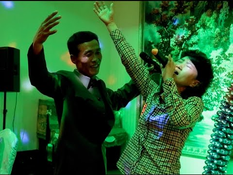 Dongrim Hotel Karaoke Party, North Korea