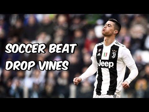 Soccer Beat Drop Vines #111