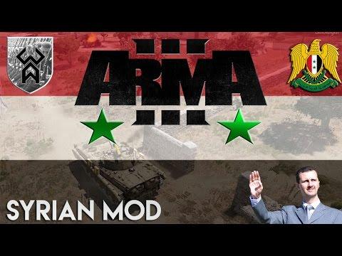 ARMA 3 - IRAQ-SYRIAN CONFLICT MOD - LIBERTANDO A CIDADE DA OCUPAÇÃO TERRORISTA