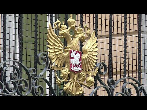 Из-за угроз российскому послу усилена охрана посольства РФ в Турции.