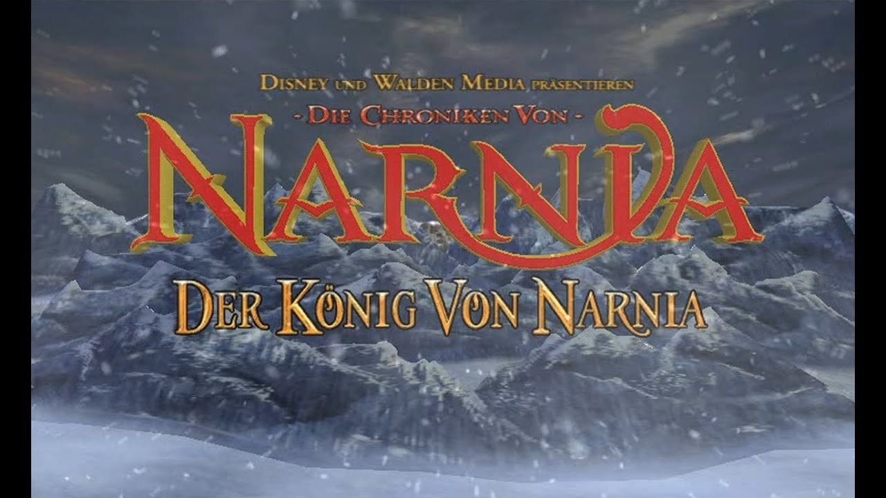 Die Chroniken Von Narnia Der König Von Narnia Stream