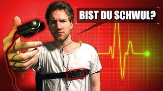 """""""Bist du schwul?"""" - Professioneller Lügendetektor Test!"""