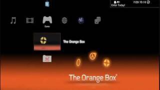 Orange Box PS3 Music - Sector Sweep