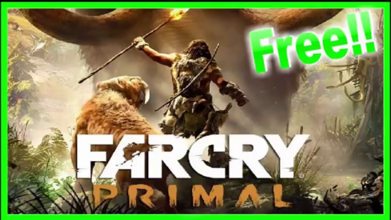 How To Download Far Cry Primal For Free 2016 | Xbox one | Playstation | PC  | Download Far Cry Primal