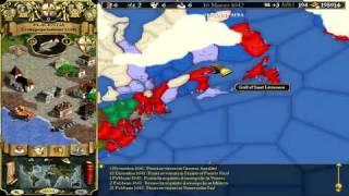 Europa Universalis 2 GamePlay