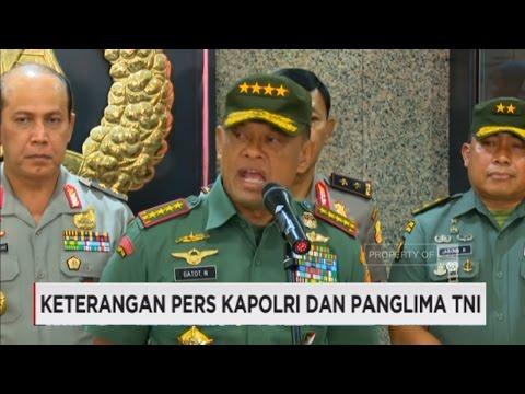 Panglima TNI : TNI Siap Jihad Hadapi Makar, Polisi & TNI Kompak- FULL Mp3