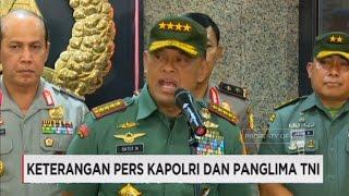 Panglima TNI : TNI Siap Jihad Hadapi Makar, Polisi & TNI Kompak- FULL
