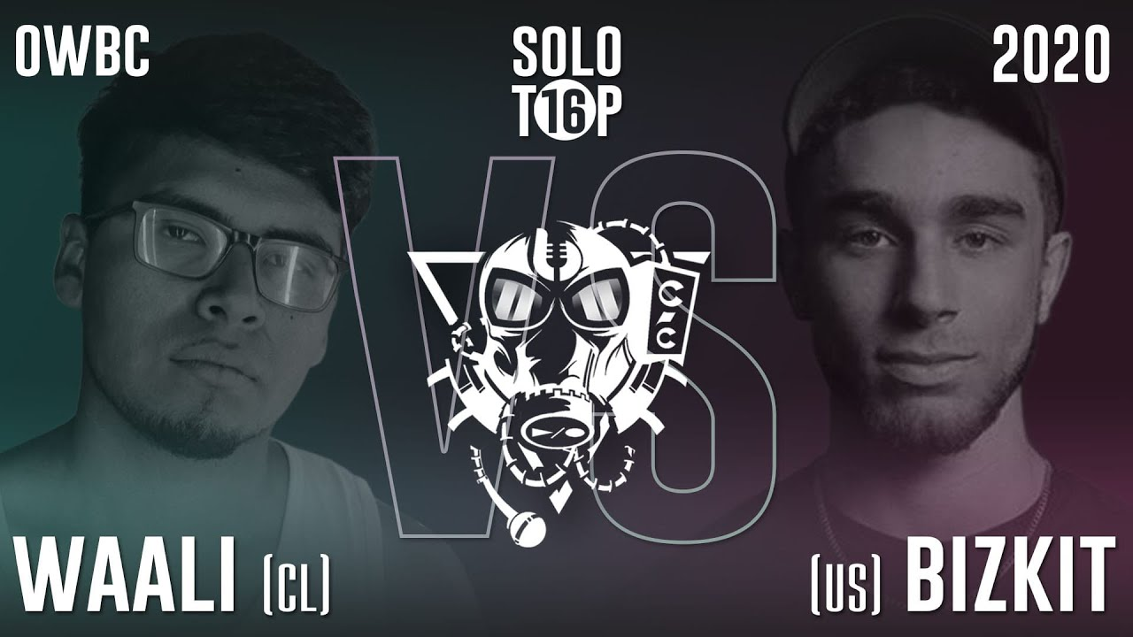 BIZKIT VS WAALI | Online World Beatbox Championship Solo Battle | 1/8 FINAL