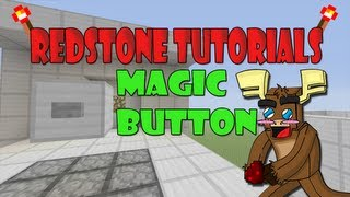 "Minecraft Xbox 360 - Magic Button ( ""Tutorial"" )"