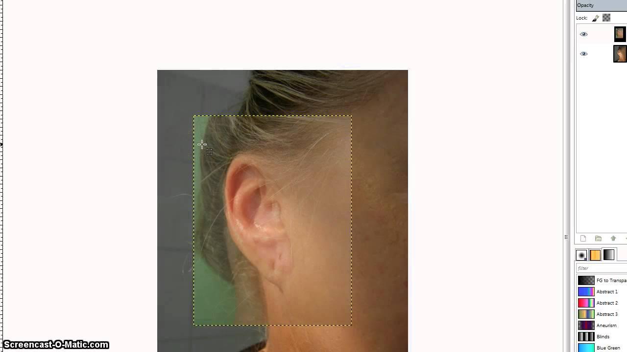 fénykép felállítása előtte és utána