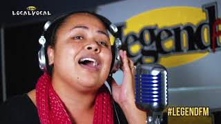 LegendFM| Local Vocal| Natalie Raikadroka| Holding On To You (Terrance Trent D'arby Cover)