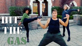 Raven Felix - Hit the Gas (Feat. Snoop Dogg)  | The Fitness Marshall - Dance Workout