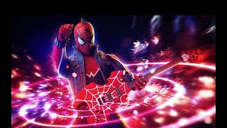 Spider-Man PS4 Hot Toys Spider Punk Suit Video Game Masterpiece 1/6 Scale Figure Unboxing & Review