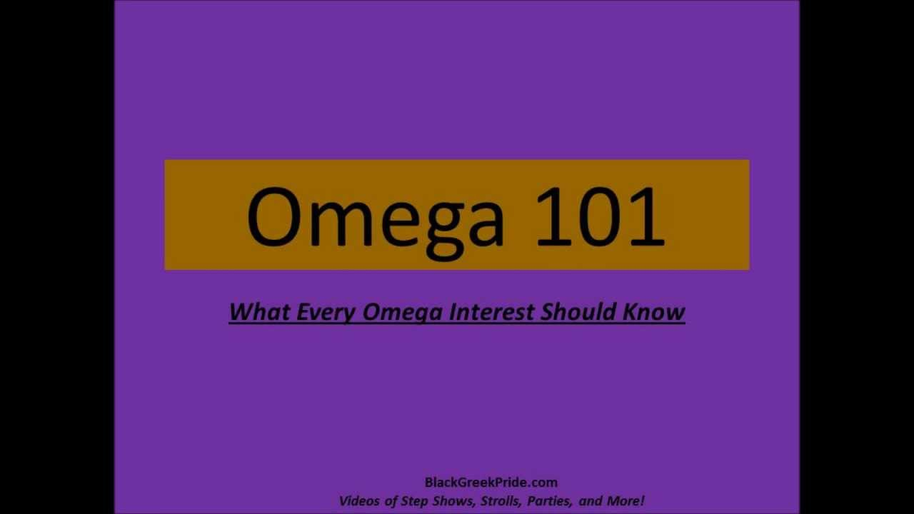Omega 101 what every omega interest should know youtube omega 101 what every omega interest should know buycottarizona Image collections